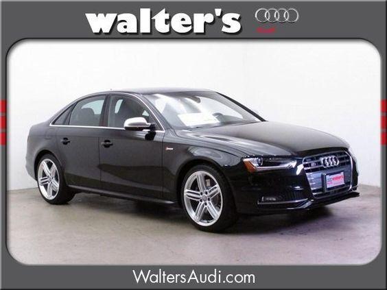 2013 Audi S4 PremiumPlus Premium Plus Sedan 4 Doors Phntm/Blk Prl/E for sale in Riverside, CA http://www.usedcarsgroup.com/riverside-ca/2013-audi-s4-waubgbfl0da172639.html