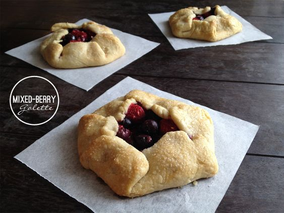 Mixed berries, Berries and Mini pies on Pinterest