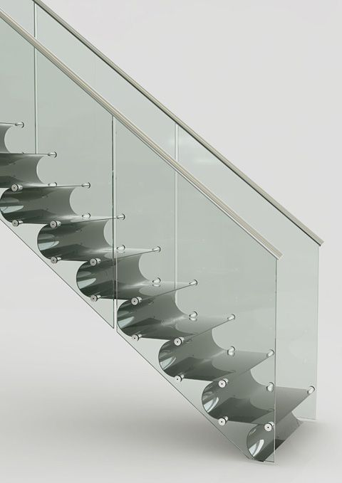 Que tal esta escalera!!!!!!! Este es un concepto de escalera ultra moderno.  ¿Te quieres copiar de esta idea? Con nuestra asesoría podrás lograrlo. De la imaginación a la realidad. www.csyasociados.com