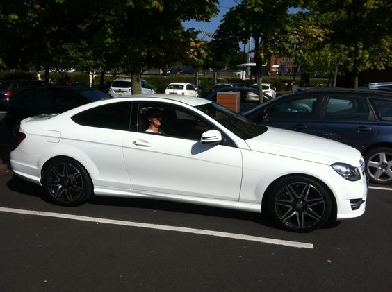 Mercedes c class coupe c250 amg sport motor city pinterest sports c class and coupe - Mercedes c250 sport coupe ...