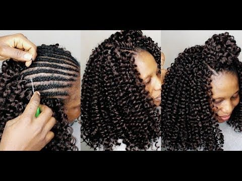 Very Easy Crochet Braids With Cheap Hair Video Https Blackhairinformation Com Video Gallery Easy Crochet B Cheap Hair Products Crochet Braids Hair Videos