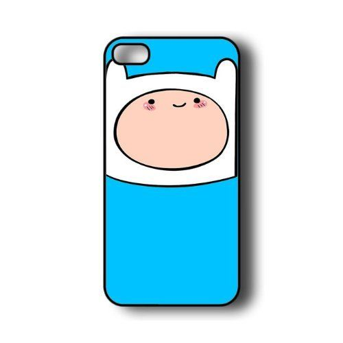 Finn Adventure Time Inspired iPhone 5 Case - Fits iPhone 5 by KeepCalmCaseOn, http://www.amazon.com/dp/B009P58IQ4/ref=cm_sw_r_pi_dp_9TUosb1XAABD2