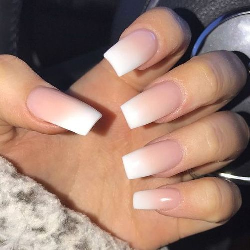 Best Ombre Nails For Fall 55 Fall Ombre Nails For 2018 Favhq Com Cute Acrylic Nails Best Acrylic Nails Ombre Nails