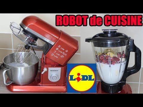 Robot De Cuisine Multifonction Lidl Silvercrest Thermomix Aldi