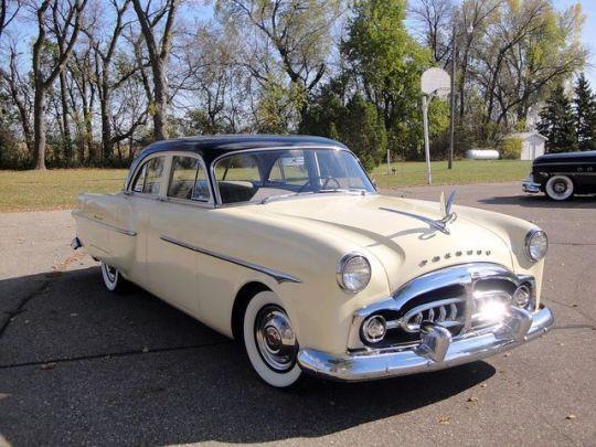 1952 Packard 300 Touring Sedan Packard Cars Packard Classic Cars