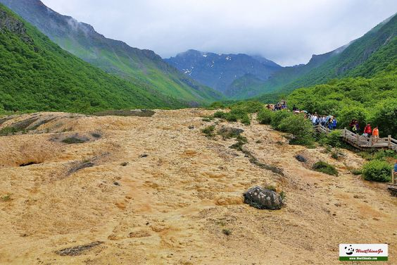 huanglong tour, travel guide