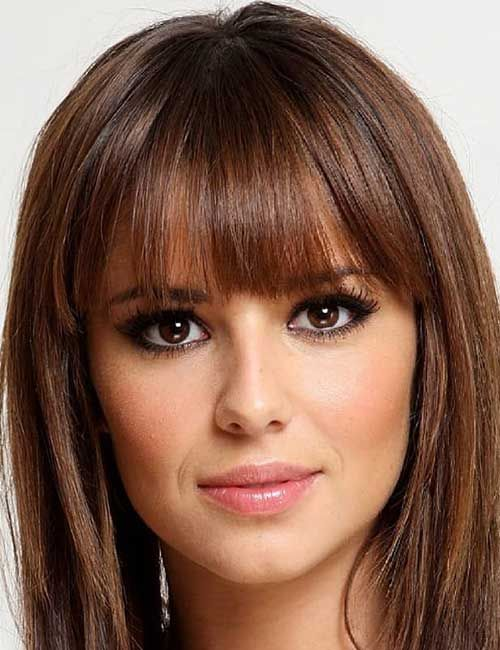 30 Flattering Hairstyles For Heart Shaped Face You Should Try Out Heart Shaped Face Hairstyles Heart Shaped Face Haircuts Face Shape Hairstyles