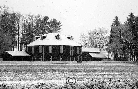 Centre County Round Barn