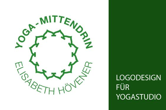 Logo für Joga Lehrerin