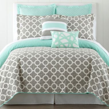 happy chic by jonathan adler nina quilt and accessories jonathan adler quilt sets and quilt. Black Bedroom Furniture Sets. Home Design Ideas