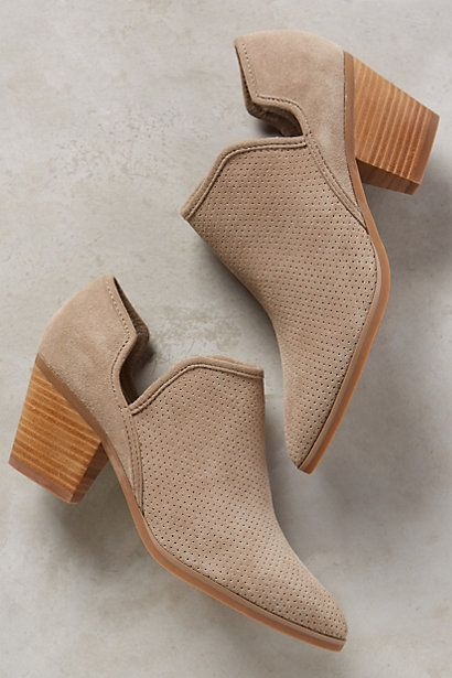 $150.00 - Seychelles Sashay Booties #anthropologie: