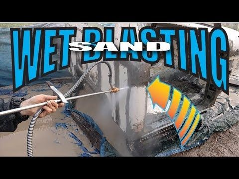 Wet Sandblasting Pressure Washer Kit Diy For Auto Restoration Wet Sandblasting Diy Kits Pressure Washer