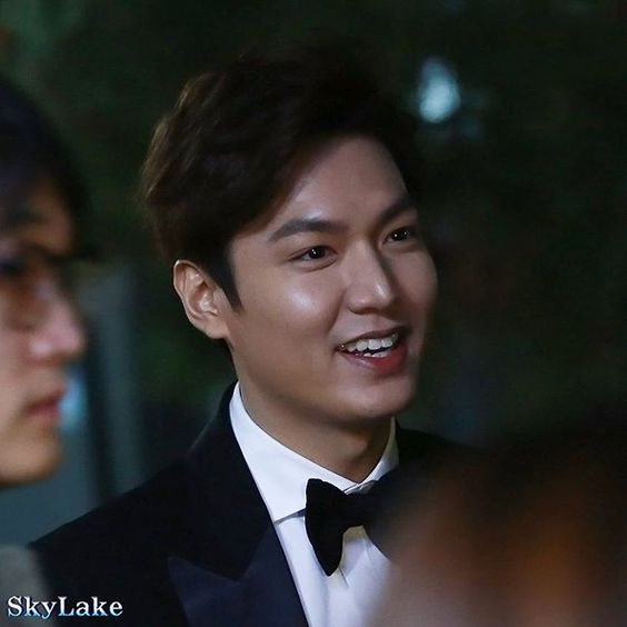 Lee Min Ho, 52nd Daejong film awards, 20151120.