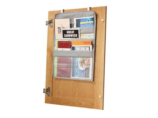 Over-the-Cabinet Organizer.