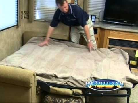 Fesselnd Schlafsofa Mit Luftmatratze Verstecktes Bett Bett