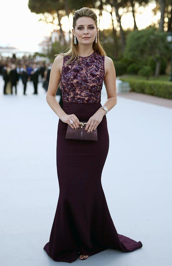 Mischa Barton, en la gala amfAR de Cannes 2016