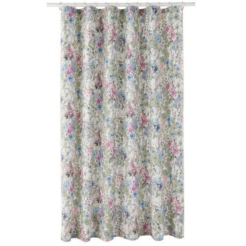 Lc Lauren Conrad Wildflower Shower Curtain Shower Curtain