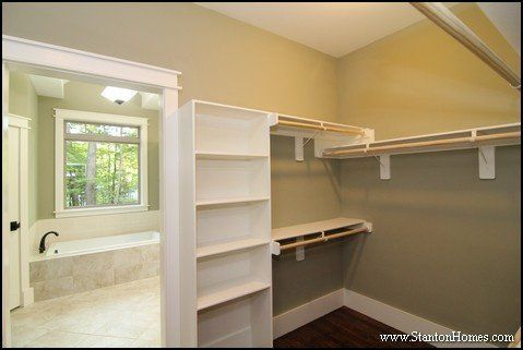 Found On Bing From Info Stantonhomes Com Walk In Closet Size Walk In Closet Dimensions Bathroom Design Small