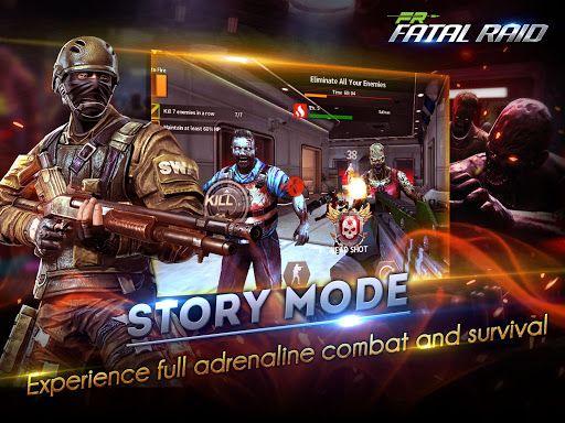 Fatal Raid Sea Invasion 1 5 601 Apk Mod Obb Android Download