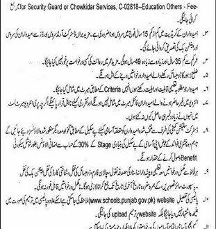 Punjab Police Lahore Jobs  AwampkCom