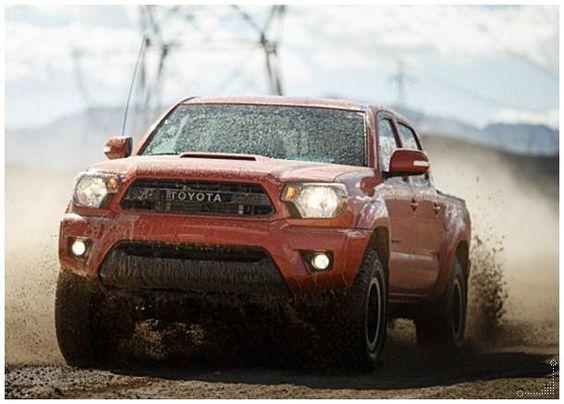 2016 Toyota Tacoma Supercharger