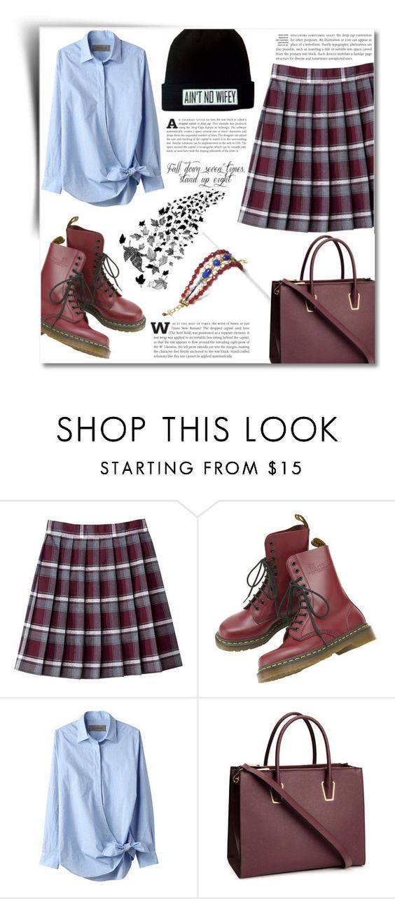 """""""~ Ain't no wifey ~"""" by dolly-valkyrie ❤ liked on Polyvore featuring French Toast, H&M, MINU Jewels and country"""