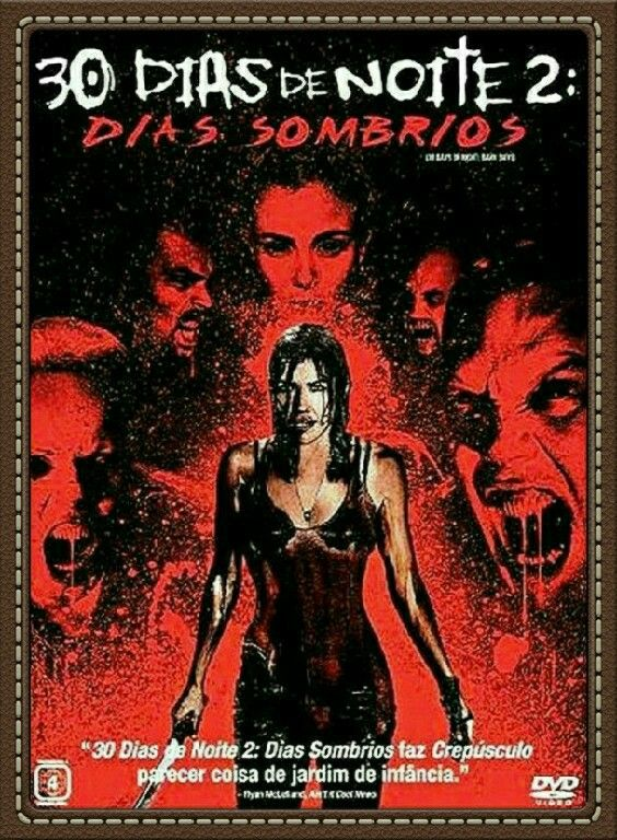 Trinta Dias De Noite 2 30 Days Of Night Kiele Sanchez Vampire Movies