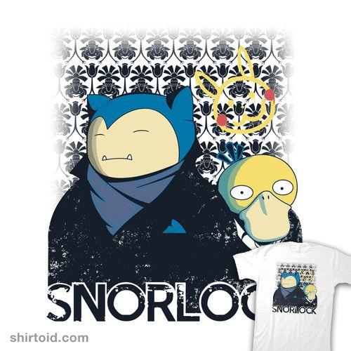 Snorlock #anime #gaming #kindacreative #louiswulwick #nintendo #pokemon #pokemongo #psyduck #sherlock #sherlockholmes #snorlax #tvshow #videogame