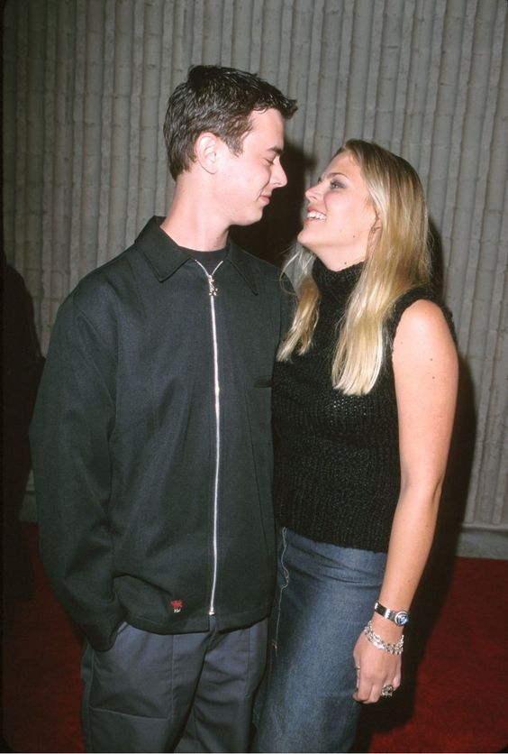 Pin for Later: They Dated?! Celebrity Couples From the Past Busy Philipps and Colin Hanks Busy and Colin dated after they both attended Loyola Marymount University.