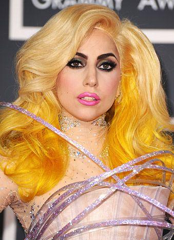 Lady Gaga's Craziest Hairstyles!