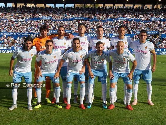 22.9.2018 – LIGA 2ªDiv. 2018/19- JORNADA Nº 6 PARTIDO OFICIAL Nº 3389 Real Zaragoza SADREAL ZARAGOZA 0-2 LUGO