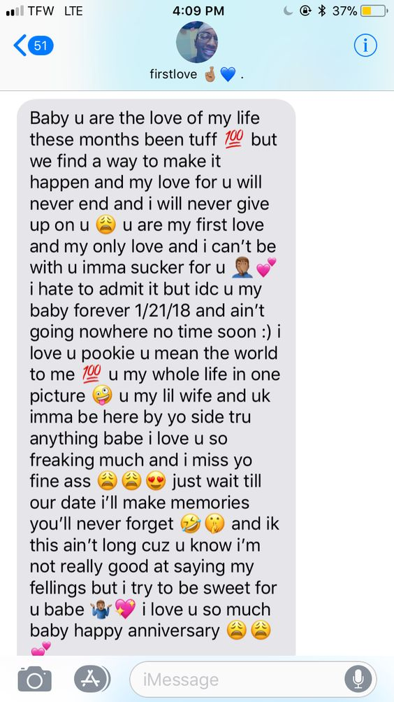 About girlfriend paragraph your 10 Long