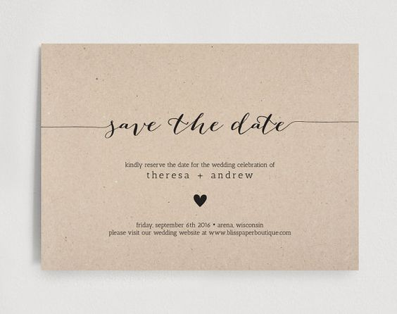 Hey, I found this really awesome Etsy listing at https://www.etsy.com/uk/listing/243377456/save-the-date-invitation-wedding