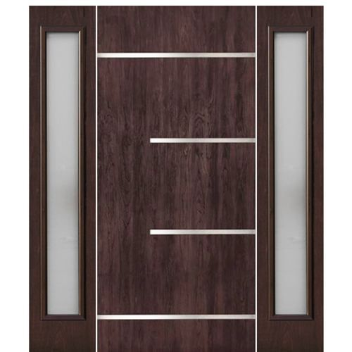 Fc673ss 1 2 Contemporary Entry Doors Entrance Door Design Door Design Interior