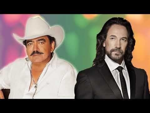 Joan Sebastian Y Marco Antonio Solís éxitos Sus Mejores Baladas Románticas Mix Youtube Youtube Music Cowboy Hats