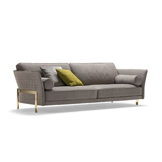 The Soothing Colour Of Our Cosmic Sofa Is Enough To Be A Highlight Of Any Home What S More Highli In 2020 Single Sofa Chair Sofa Furniture Living Room Decor Apartment