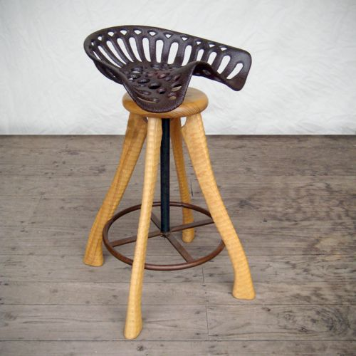 Vintage Tractor Stools : Antiques tractor seats and seat stool on pinterest
