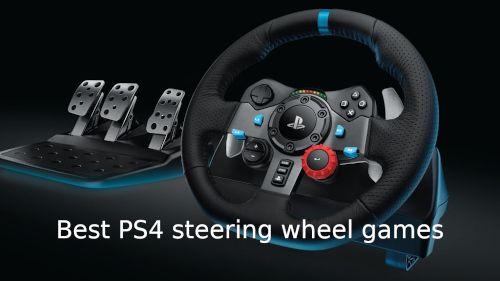 Best Ps4 Steering Wheel Games Geekboots Ps4 Steering Wheel Steering Wheel Ps4 Racing Games