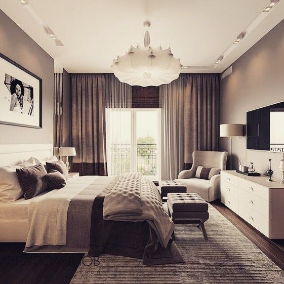 20 Kedveles 2 Hozzaszolas Decor 19 Decorat19 Instagram Hozzaszolasa Your Opinion عجبني تنس Modern Bedroom Interior Luxurious Bedrooms Elegant Bedroom