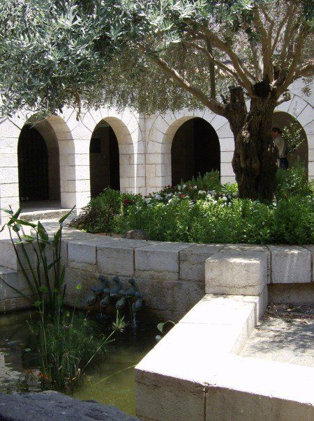 Church of the Multiplication of the Loaves and the Fishes, Galilee 2006