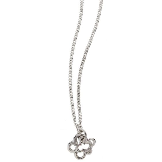 Silver Talitha Small Pendant