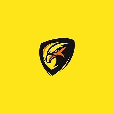 Logo Forsale Eagle Hawk Elang Logodesigner Logoplace Esport Sport Elang Desain Logo Desain