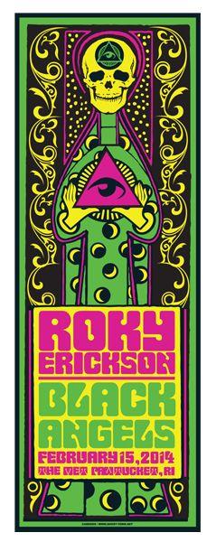 Roky Erickson / Black Angels | Ghost Town