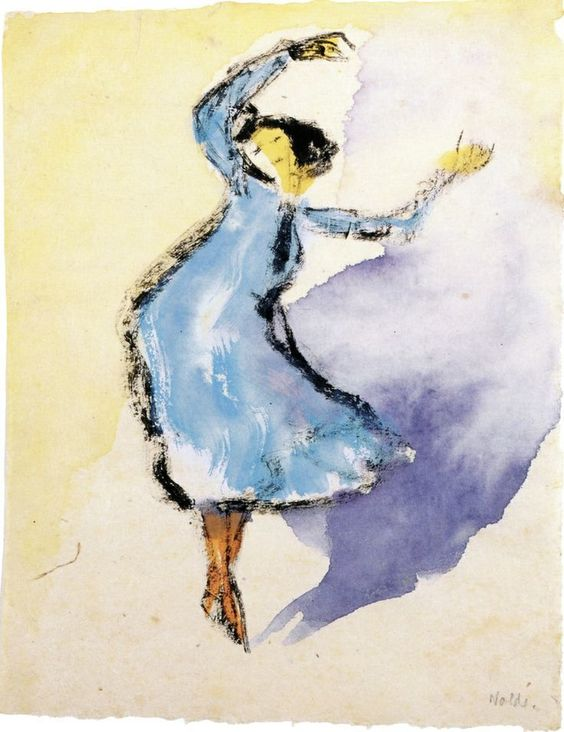 Tänzerin (Dancer)