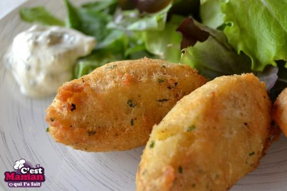 Beignets de morue portugais – Pastéis de bacalhau - Croquettes de morue (3)