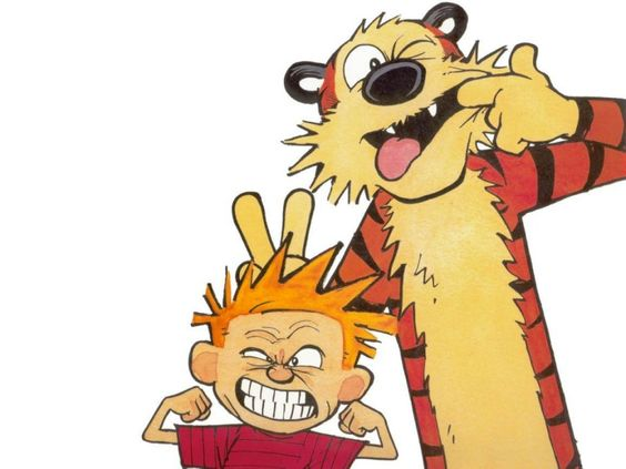 Calvin and Hobbes - 1985