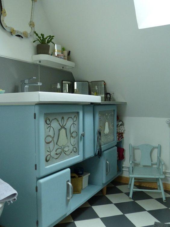 Bricolage on pinterest - Meuble salle de bain entrepot du bricolage ...