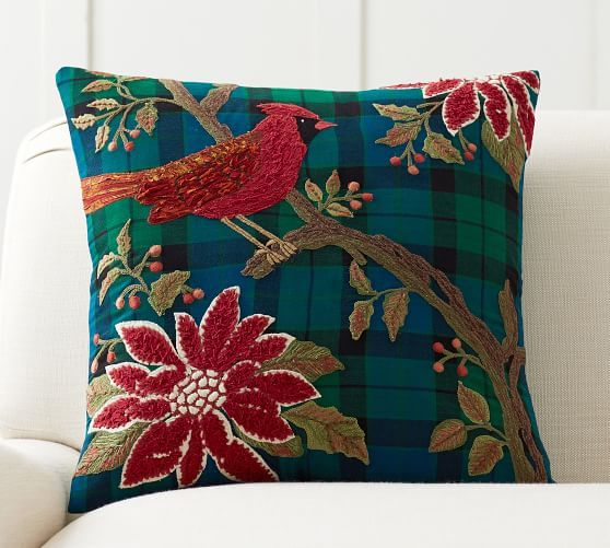 Pin By Kelly Goodfellow On Gobble Gobble Pottery Barn Pillow Cover Plaid Pillow Covers Plaid Pillow