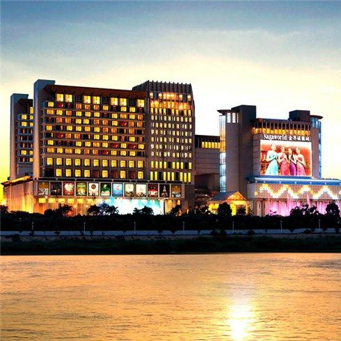 Casino Naga Word - Casino lớn nhất Campuchia