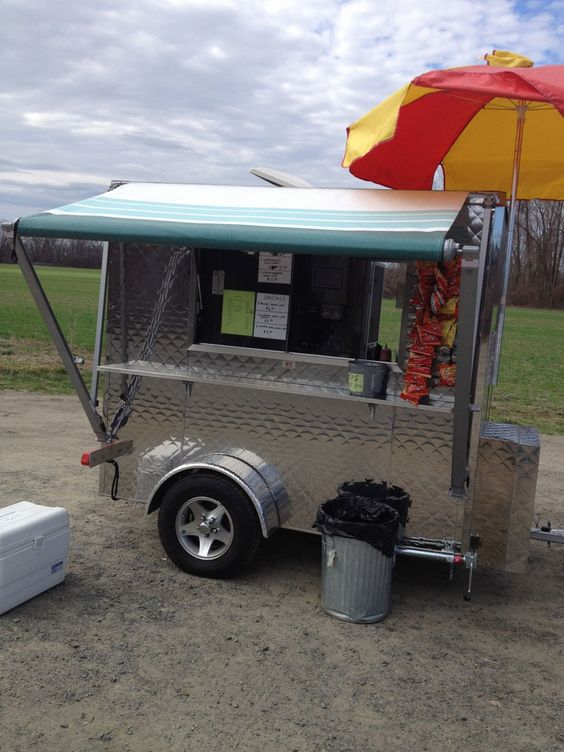 Trucks Trailers And Hot Dogs On Pinterest